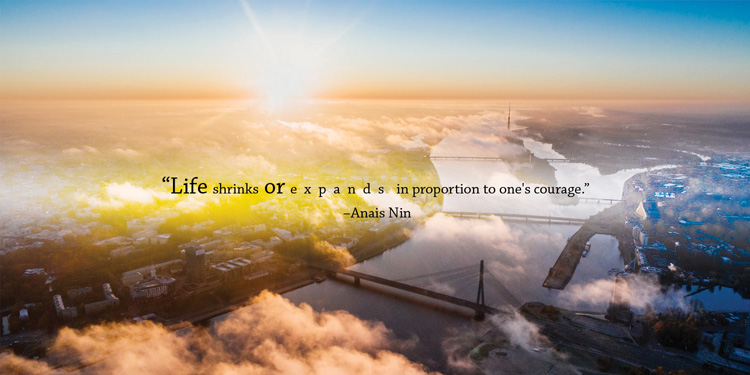 Great Great Quotes (Anais Nin)